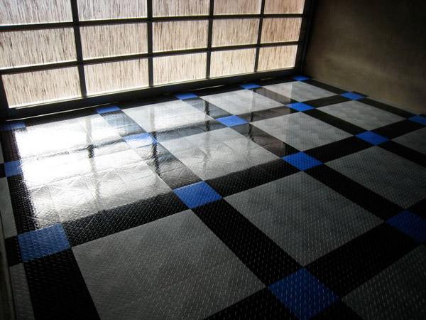 Garage floor tiles australia